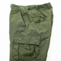 EHS Vintage Used '60s Poplin Jungle Fatigue Pants J01pi