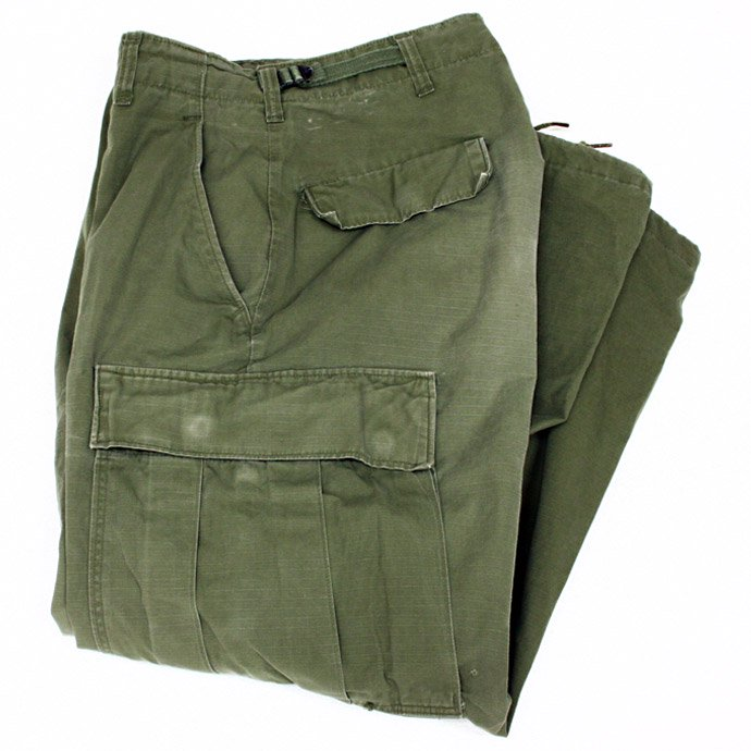 EHS Vintage Used '60s Jungle Fatigue Pants w/ Talon Zipper J03R<img class='new_mark_img2' src='//img.shop-pro.jp/img/new/icons47.gif' style='border:none;display:inline;margin:0px;padding:0px;width:auto;' /> 01
