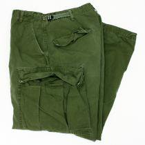 Used '60s Rip Stop Poplin Jungle Fatigue Pants J02R<img class='new_mark_img2' src='//img.shop-pro.jp/img/new/icons47.gif' style='border:none;display:inline;margin:0px;padding:0px;width:auto;' />