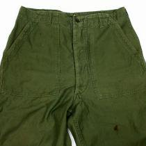 Used U.S. Army Utility Trousers - W34 L35<img class='new_mark_img2' src='//img.shop-pro.jp/img/new/icons47.gif' style='border:none;display:inline;margin:0px;padding:0px;width:auto;' />