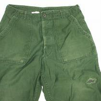 Used U.S. Army Utility Trousers - W34 L31<img class='new_mark_img2' src='//img.shop-pro.jp/img/new/icons47.gif' style='border:none;display:inline;margin:0px;padding:0px;width:auto;' />