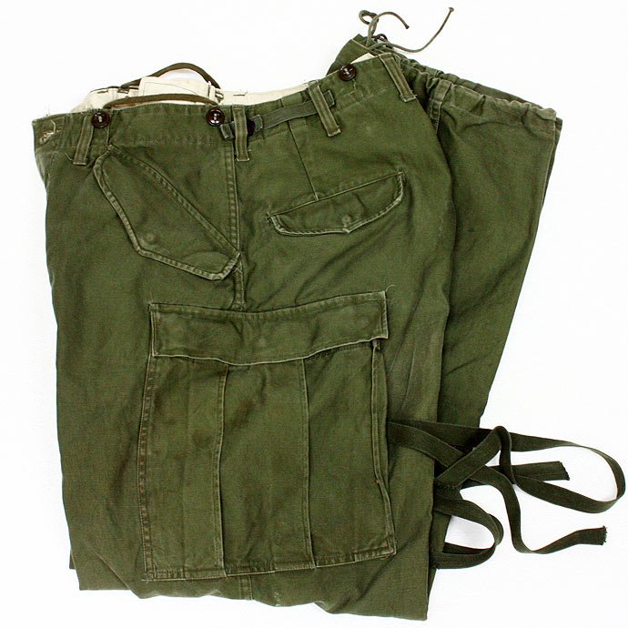 EHS Vintage Used U.S. Army M1951 Field Trousers - Small Long<img class='new_mark_img2' src='//img.shop-pro.jp/img/new/icons47.gif' style='border:none;display:inline;margin:0px;padding:0px;width:auto;' />