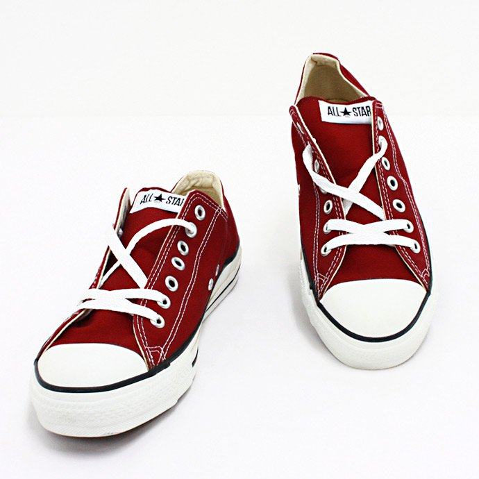 EHS Vintage Converse All Star (Made in U.S.A.) Lo - Maroon<img class='new_mark_img2' src='//img.shop-pro.jp/img/new/icons47.gif' style='border:none;display:inline;margin:0px;padding:0px;width:auto;' /> 01
