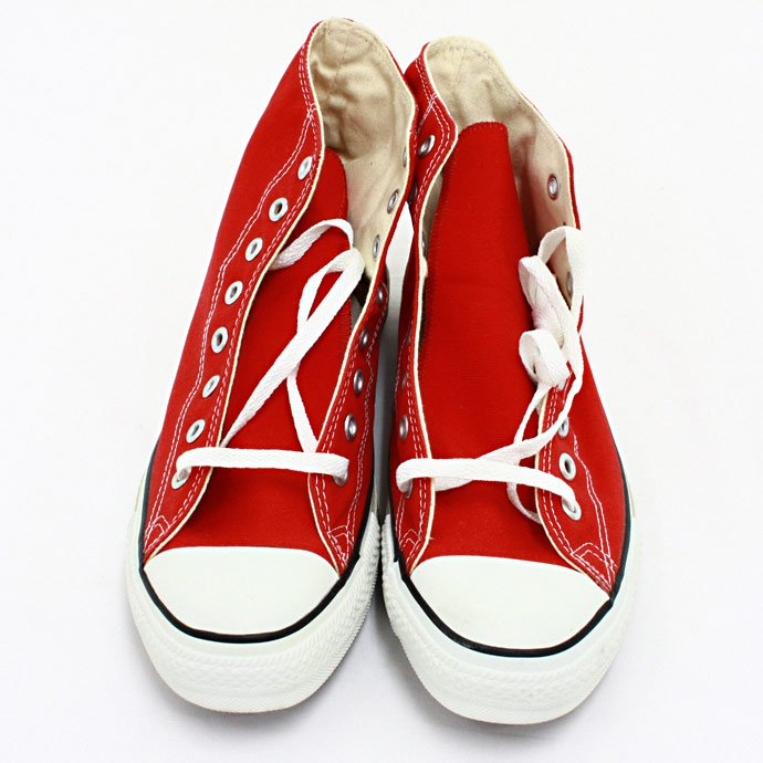 EHS Vintage Converse All Star (Made in U.S.A.) Hi - Red<img class='new_mark_img2' src='//img.shop-pro.jp/img/new/icons47.gif' style='border:none;display:inline;margin:0px;padding:0px;width:auto;' /> 01
