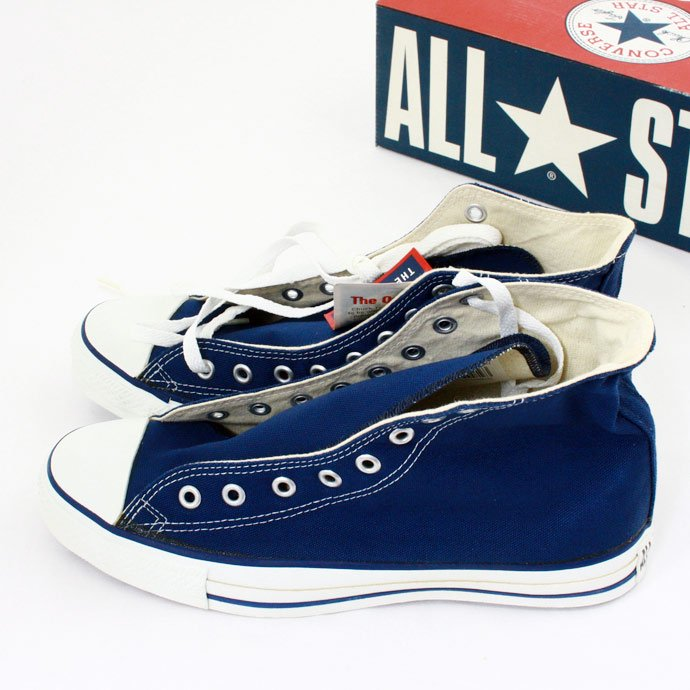 EHS Vintage Converse All Star (Made in U.S.A.) Hi - Navy<img class='new_mark_img2' src='//img.shop-pro.jp/img/new/icons47.gif' style='border:none;display:inline;margin:0px;padding:0px;width:auto;' /> 01