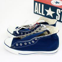 Converse All Star (Made in U.S.A.) Hi - Navy<img class='new_mark_img2' src='//img.shop-pro.jp/img/new/icons47.gif' style='border:none;display:inline;margin:0px;padding:0px;width:auto;' />