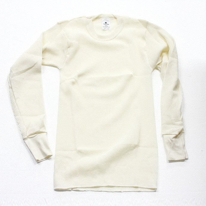 Other Brands INDERA / Classic Long Johns - Thermal L/S Tee インデラ サーマルカットソー 01
