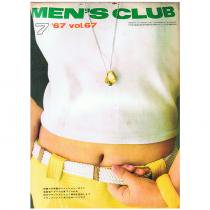 MEN'S CLUB Vol.67 1967年7月号<img class='new_mark_img2' src='//img.shop-pro.jp/img/new/icons47.gif' style='border:none;display:inline;margin:0px;padding:0px;width:auto;' />
