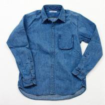 Hexico / 8oz. Denim Regular Collar Shirts