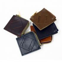 Leather BB Coin Purse レザーBBコインケース