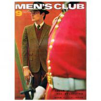 Bookstore MEN'S CLUB Vol.82 1968年9月号<img class='new_mark_img2' src='//img.shop-pro.jp/img/new/icons47.gif' style='border:none;display:inline;margin:0px;padding:0px;width:auto;' />