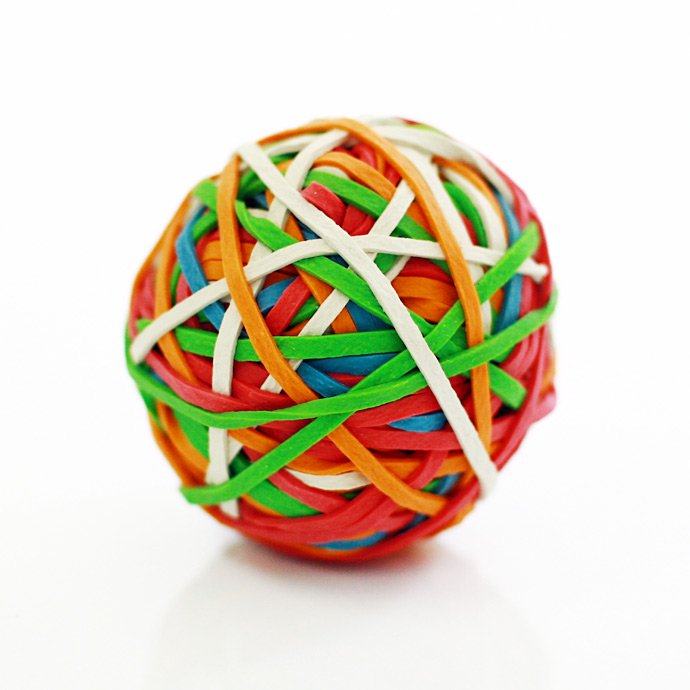 Other Brands STAPLES / Rubber Band Ball<img class='new_mark_img2' src='//img.shop-pro.jp/img/new/icons47.gif' style='border:none;display:inline;margin:0px;padding:0px;width:auto;' /> 01