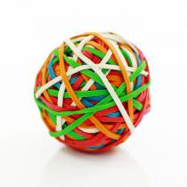 STAPLES / Rubber Band Ball