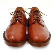 Woodstock - Moccasin Brown Leather