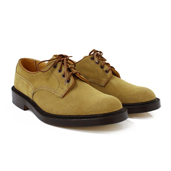 Tricker's Woodstock - Gaucho Suede<img class='new_mark_img2' src='//img.shop-pro.jp/img/new/icons47.gif' style='border:none;display:inline;margin:0px;padding:0px;width:auto;' /> 01
