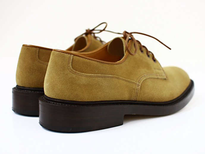 Tricker's Woodstock - Gaucho Suede<img class='new_mark_img2' src='//img.shop-pro.jp/img/new/icons47.gif' style='border:none;display:inline;margin:0px;padding:0px;width:auto;' /> 02