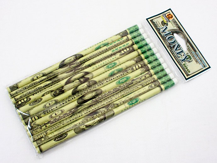Other Brands Money Pencil<img class='new_mark_img2' src='//img.shop-pro.jp/img/new/icons47.gif' style='border:none;display:inline;margin:0px;padding:0px;width:auto;' /> 02