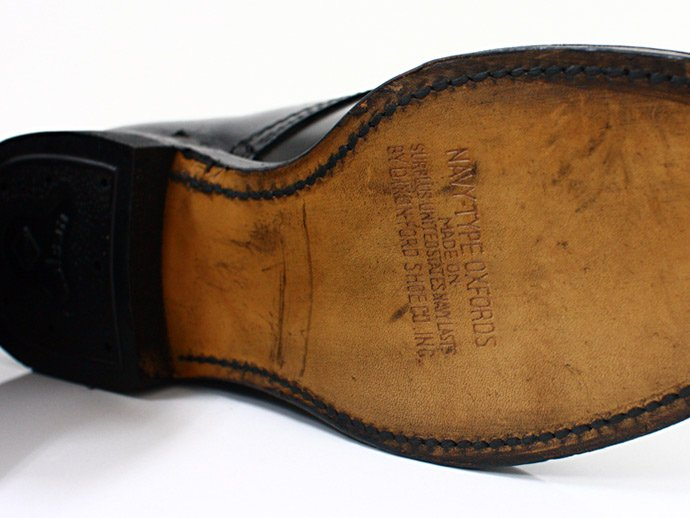 EHS Vintage Dead Stock U.S.NAVY Type Dress Oxford Shoes 4195<img class='new_mark_img2' src='//img.shop-pro.jp/img/new/icons47.gif' style='border:none;display:inline;margin:0px;padding:0px;width:auto;' /> 02