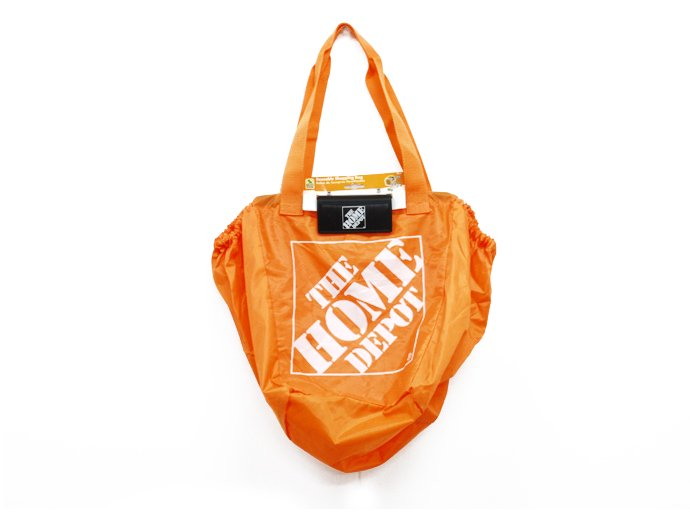 Other Brands THE HOME DEPOT / Reusable Shopping Bag<img class='new_mark_img2' src='//img.shop-pro.jp/img/new/icons47.gif' style='border:none;display:inline;margin:0px;padding:0px;width:auto;' /> 02