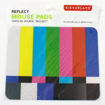 Kikkerland / Color Bars Mouse Pad<img class='new_mark_img2' src='//img.shop-pro.jp/img/new/icons47.gif' style='border:none;display:inline;margin:0px;padding:0px;width:auto;' />