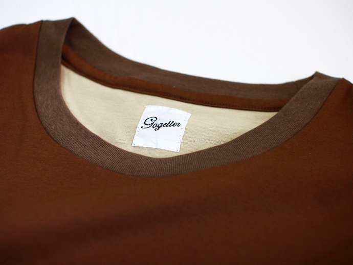 Other Brands go-getter / Layered Pocket T-shirts - Brown<img class='new_mark_img2' src='//img.shop-pro.jp/img/new/icons47.gif' style='border:none;display:inline;margin:0px;padding:0px;width:auto;' /> 02