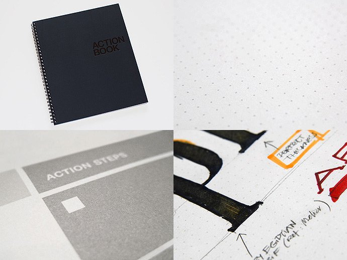 33431532 Behance Outfitter / Action Book アクションブック 02