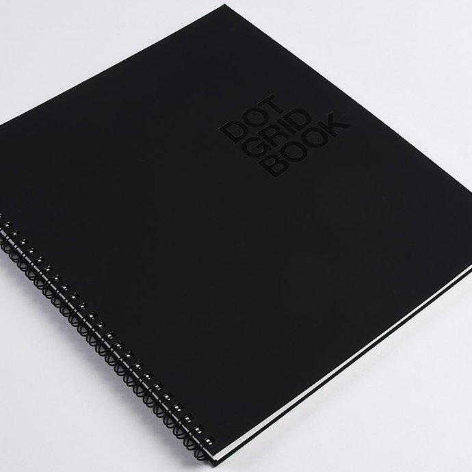 Behance Outfitter Behance Outfitter / Dot Grid Book<img class='new_mark_img2' src='//img.shop-pro.jp/img/new/icons47.gif' style='border:none;display:inline;margin:0px;padding:0px;width:auto;' /> 01