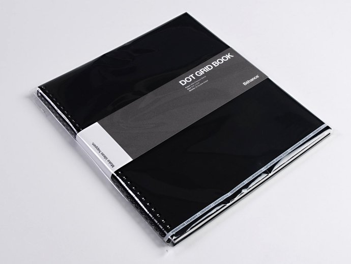 Behance Outfitter Behance Outfitter / Dot Grid Book<img class='new_mark_img2' src='//img.shop-pro.jp/img/new/icons47.gif' style='border:none;display:inline;margin:0px;padding:0px;width:auto;' /> 02