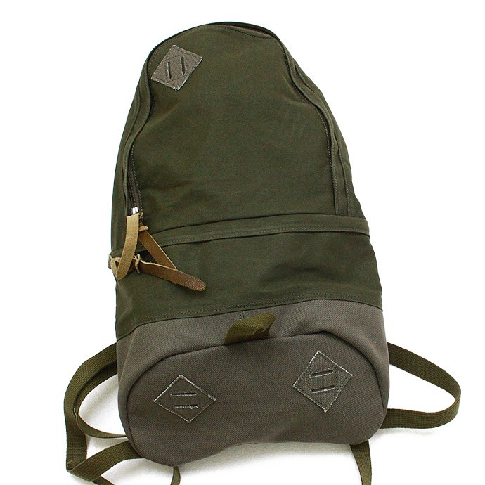 This is... This is... / Canvas Daypack - Olive<img class='new_mark_img2' src='//img.shop-pro.jp/img/new/icons47.gif' style='border:none;display:inline;margin:0px;padding:0px;width:auto;' /> 01