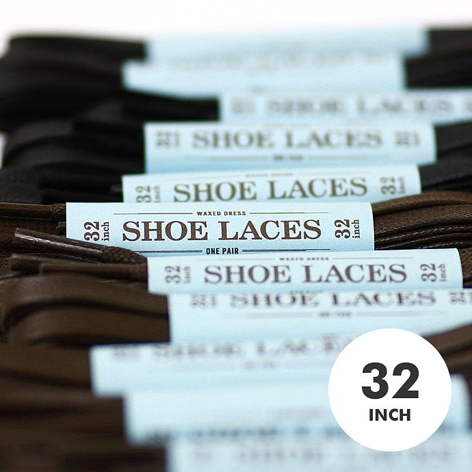 34114247 This is... / Waxed Dress Shoelaces ワックスドシューレース - 32インチ 01