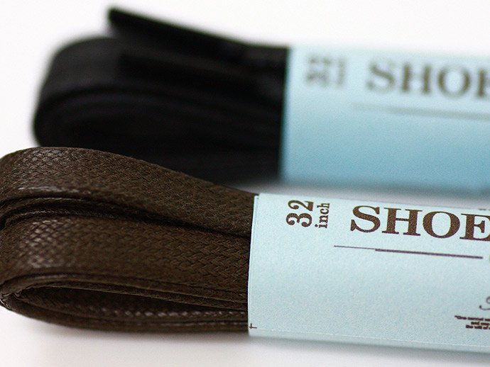 34114247 This is... / Waxed Dress Shoelaces ワックスドシューレース - 32インチ 02