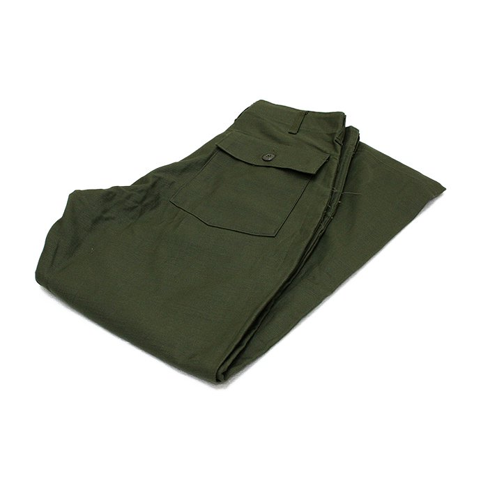 EHS Vintage Deadstock U.S. Army Utility Trousers - W30 L29 DRF<img class='new_mark_img2' src='//img.shop-pro.jp/img/new/icons47.gif' style='border:none;display:inline;margin:0px;padding:0px;width:auto;' /> 01