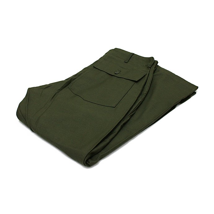 EHS Vintage Deadstock U.S. Army Utility Trousers - W32 L29 DCL<img class='new_mark_img2' src='//img.shop-pro.jp/img/new/icons47.gif' style='border:none;display:inline;margin:0px;padding:0px;width:auto;' /> 01