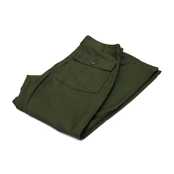 34494628 Deadstock U.S. Army Utility Trousers - W32 L29 DRB<img class='new_mark_img2' src='//img.shop-pro.jp/img/new/icons47.gif' style='border:none;display:inline;margin:0px;padding:0px;width:auto;' /> 01
