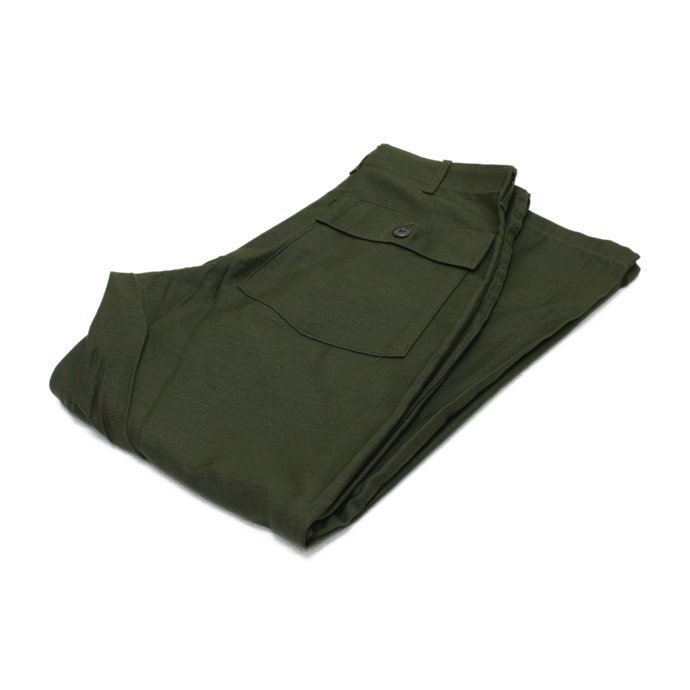 EHS Vintage Deadstock U.S. Army Utility Trousers - W32 L29 DRF<img class='new_mark_img2' src='//img.shop-pro.jp/img/new/icons47.gif' style='border:none;display:inline;margin:0px;padding:0px;width:auto;' /> 01