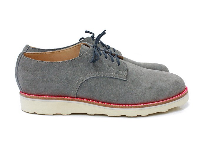 This is... Suede Derby Shoe スウェード プレーントゥ - Grey<img class='new_mark_img2' src='//img.shop-pro.jp/img/new/icons47.gif' style='border:none;display:inline;margin:0px;padding:0px;width:auto;' /> 02