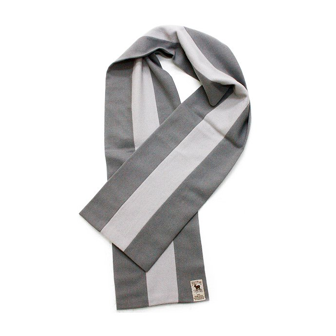 Other Brands HILLTOP / School Scarf - Grey<img class='new_mark_img2' src='//img.shop-pro.jp/img/new/icons47.gif' style='border:none;display:inline;margin:0px;padding:0px;width:auto;' /> 01