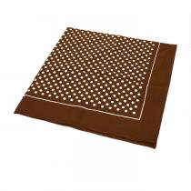 EHS Vintage Blumer / Deadstock Bandana - Dot / Brown