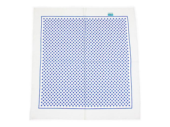 EHS Vintage Blumer / Deadstock Bandana - Dot / White<img class='new_mark_img2' src='//img.shop-pro.jp/img/new/icons47.gif' style='border:none;display:inline;margin:0px;padding:0px;width:auto;' /> 02