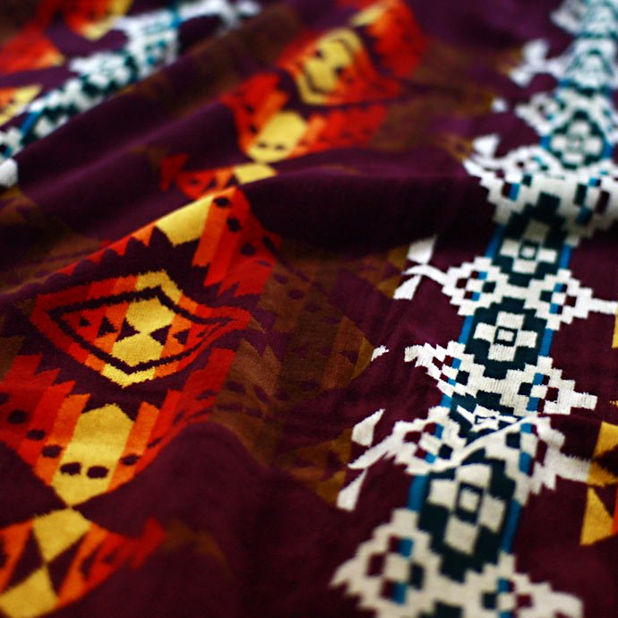 PENDLETON Jacquard Towel - Jerome<img class='new_mark_img2' src='//img.shop-pro.jp/img/new/icons47.gif' style='border:none;display:inline;margin:0px;padding:0px;width:auto;' /> 01