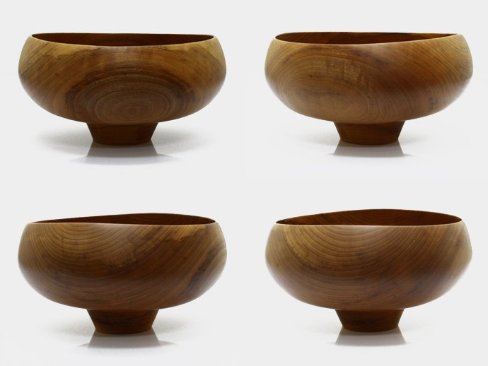 Other Brands Shoji Morinaga / Turned Wooden Bowl<img class='new_mark_img2' src='//img.shop-pro.jp/img/new/icons47.gif' style='border:none;display:inline;margin:0px;padding:0px;width:auto;' /> 02