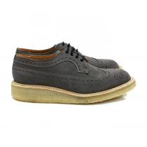 Tricker's Tricker's for EHS / Grey Suede Golosh Brogues M7306<img class='new_mark_img2' src='//img.shop-pro.jp/img/new/icons47.gif' style='border:none;display:inline;margin:0px;padding:0px;width:auto;' />