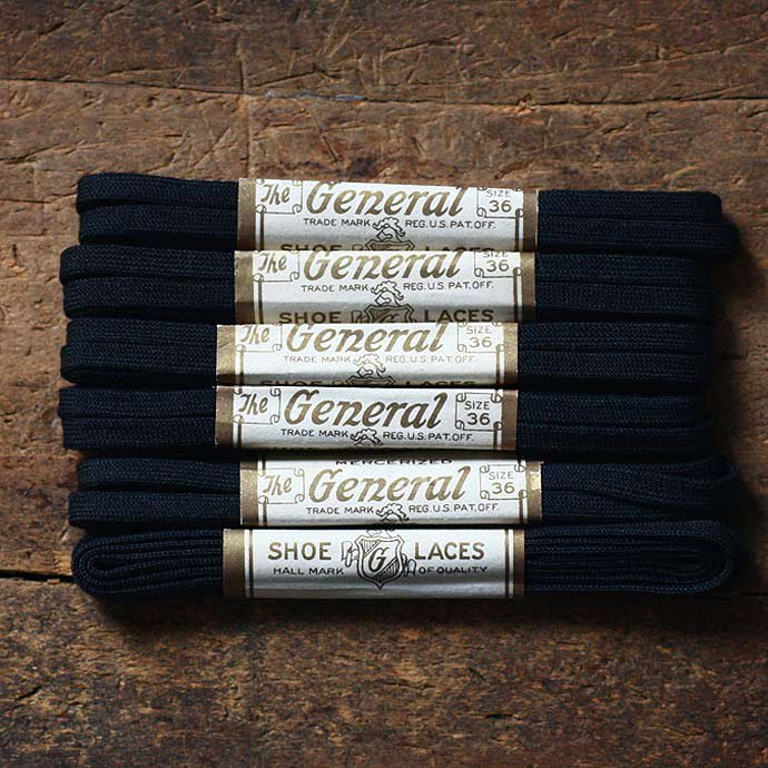 EHS Vintage Deadstock The General Old Shoe Laces<img class='new_mark_img2' src='//img.shop-pro.jp/img/new/icons47.gif' style='border:none;display:inline;margin:0px;padding:0px;width:auto;' /> 01