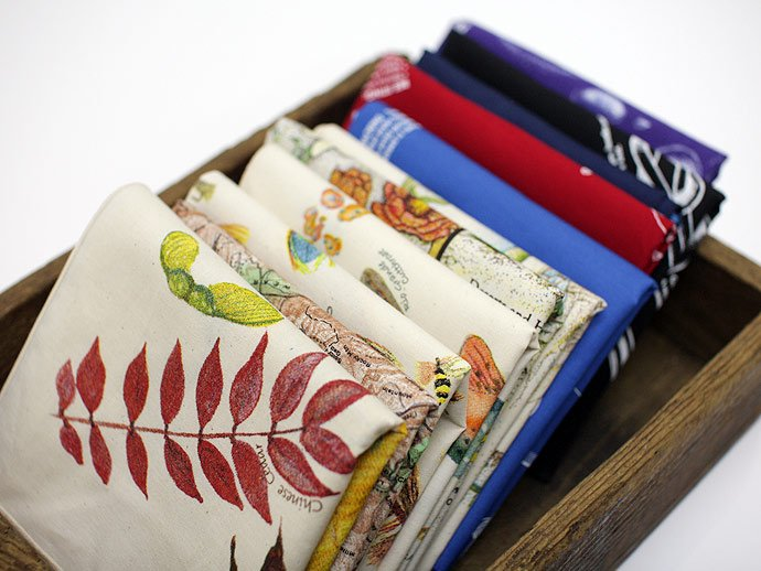 Other Brands The Printed Image / Nature Facts Bandanas - First Aid(ブリンテッドイメージ/ネイチャープリントバンダナ ファーストエイド) <img class='new_mark_img2' src='//img.shop-pro.jp/img/new/icons47.gif' style='border:none;display:inline;margin:0px;padding:0px;width:auto;' /> 02