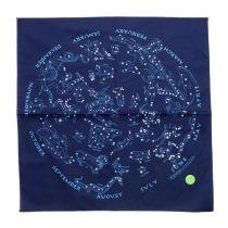 Other Brands The Printed Image / Nature Facts Bandanas - Stars(ブリンテッドイメージ/ネイチャープリントバンダナ スターズ) <img class='new_mark_img2' src='//img.shop-pro.jp/img/new/icons47.gif' style='border:none;display:inline;margin:0px;padding:0px;width:auto;' />