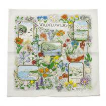 Other Brands The Printed Image / Nature Facts Bandanas - Wildflower(ブリンテッドイメージ/ネイチャープリントバンダナ ワイルドフラワー) <img class='new_mark_img2' src='//img.shop-pro.jp/img/new/icons47.gif' style='border:none;display:inline;margin:0px;padding:0px;width:auto;' />