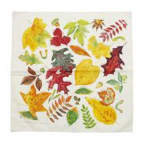 Other Brands The Printed Image / Nature Facts Bandanas - Fall Leaves(ブリンテッドイメージ/ネイチャープリントバンダナ フォールリーブス)