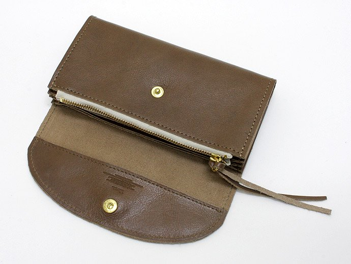 37433270 This is... / Calf Leather Long Wallet - Mocha<img class='new_mark_img2' src='//img.shop-pro.jp/img/new/icons47.gif' style='border:none;display:inline;margin:0px;padding:0px;width:auto;' /> 02