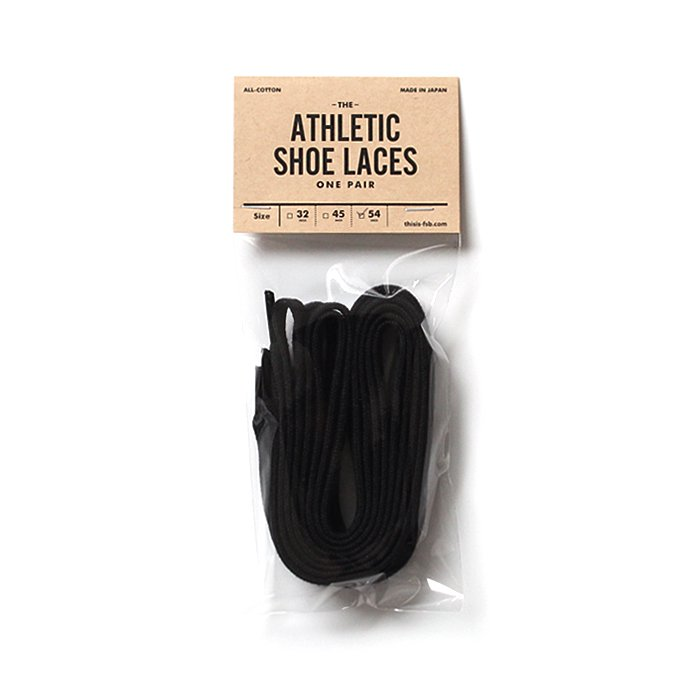 This is... All-Cotton Athletic Shoelaces コットンシューレース - 54インチ 全2色 02