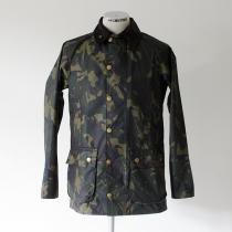 Barbour Bourne Camo Waxed Jacket<img class='new_mark_img2' src='//img.shop-pro.jp/img/new/icons47.gif' style='border:none;display:inline;margin:0px;padding:0px;width:auto;' />